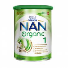 Купить nan 1 органик сухая молочная смесь 400 г 12354072