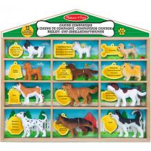 """Купить набор собак melissa & doug """"классические игрушки"""" ( id 11154569 )"""