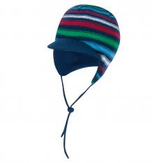 Купить шапка play today скейтборд, цвет: синий/белый ( id 5269663 )
