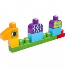 Конструктор Mega Bloks First Builders Строй и учись (бирюзовый), 20 дет. ( ID 4328161 )