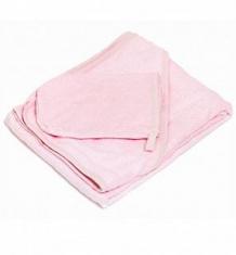 Купить полотенце - 100 х 100 см, цвет: розовый ( id 1320314 )