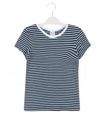 Купить футболка allini, цвет: синий ( id 9117601 )