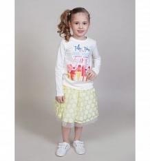 Купить юбка sweet berry фруктовое лето, цвет: желтый ( id 10338983 )