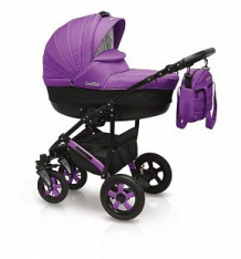 Купить коляска 2 в 1 camarelo sevilla, цвет: сиреневый ( id 9752397 )