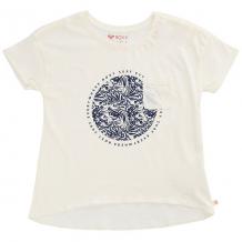 Купить футболка детская roxy scentedeverywhe marshmellow бежевый ( id 1177265 )