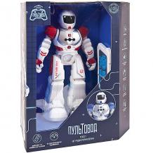 """Купить интерактивный робот junfa """"пультовод"""" 32 см, бело-красный ( id 11502885 )"""