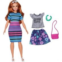 Купить mattel barbie fjf69 барби игра с модой куклы & набор одежды