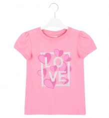 Купить футболка umka, цвет: розовый 206-018-00002