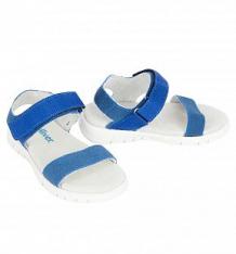 Купить босоножки gulliver, цвет: синий ( id 5371477 )