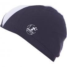 Купить шапочка для плавания полиэстеровая, черная, dobest