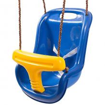 Купить качели 2 в1 kett-up, сине-жёлтые ( id 10248431 )