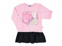 Купить free age платье свинка пеппа zg 14180-pd1 zg 14180-pd1