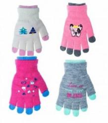 Купить перчатки yo!, цвет: серый ( id 10954748 )