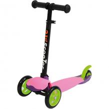 Купить трехколесный самокат mini, розовый ( id 8075009 )