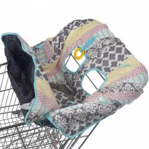 Купить infantino накидка на сиденья уютный уголок 204-110