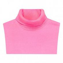 Купить шарф-воротник crockid, цвет: розовый ( id 12690178 )