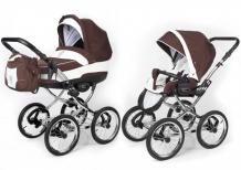 Купить коляска esspero classic 2 в 1 шасси chrome 442502