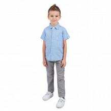 Купить рубашка fresh style, цвет: голубой ( id 11072546 )