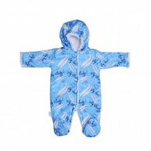 Купить комбинезон babyglory путешественник, цвет: голубой ( id 11251862 )