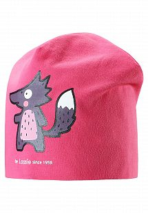Шапка Lassie, цвет: розовый ( ID 4567363 )