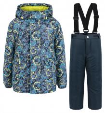 Купить комплект куртка/брюки ma-zi-ma by premont, цвет: серый ( id 6639595 )