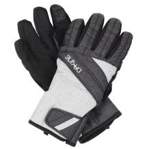Купить перчатки сноубордические женские dakine sienna glove rail черный,серый,белый 1190207