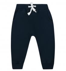 Купить брюки kiki kids лисенок, цвет: синий kdd-7296