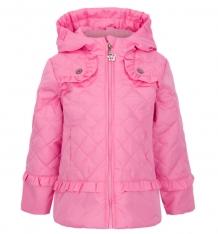 Купить куртка ovas алиса, цвет: розовый 62к7