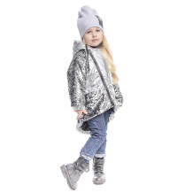 Купить куртка hoh loon, цвет: серебряный ( id 11325584 )