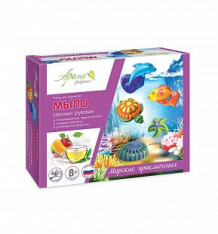 Купить набор для творчества аромафабрика мыло своими руками морские приключения ( id 8835523 )