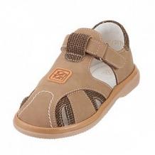 Купить сандалии топ-топ, цвет: бежевый ( id 12506458 )