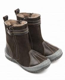 Купить сапоги tapiboo, цвет: коричневый ( id 11815594 )