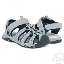 Купить сандалии kdx, цвет: серый ( id 11776696 )