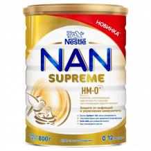 Купить nan сухая смесь supreme для детей с рождения 800 г 12399043