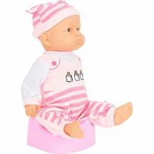 Купить игровой набор игруша кукла с аксессуарами розовая 39 см ( id 9956613 )