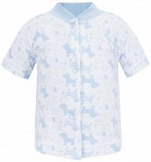Купить джемпер чудесные одежки 540157, цвет: белый/голубой ( id 5780911 )
