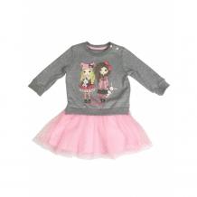 Купить soni kids платье с сетчатой юбочкой маленький кролик з9105003