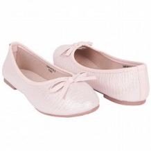 Купить туфли santa&barbara, цвет: розовый ( id 11228456 )