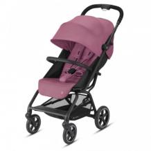 Купить коляска прогулочная cybex eezy s+ 2 blk magnolia pink с бампером и дождевиком, розовый cybex 997172579