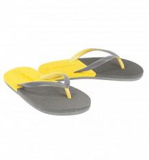 Купить шлепанцы play today, цвет: желтый/черный ( id 5314645 )