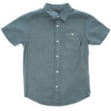 Рубашка детская Quiksilver Timeboxyouth Indian Teal зеленый ( ID 1167806 )