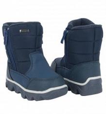 Купить ботинки kenka, цвет: синий ( id 10076643 )
