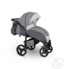 Купить прогулочная коляска camarelo elf, цвет: серый джинс/серый ( id 10053498 )