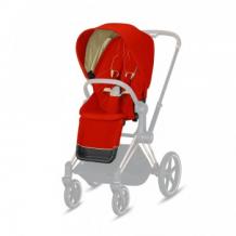 Купить набор чехлов прогулочного блока для коляски cybex priam iii autumn gold, оранжевый cybex 997162280
