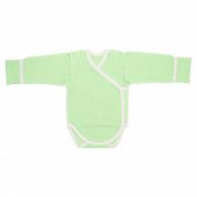 Купить боди чудесные одежки, цвет: салатовый ( id 12492544 )