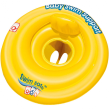 Купить круг для плавания с сиденьем и спинкой swim safe, ступень a, bestway ( id 4051655 )