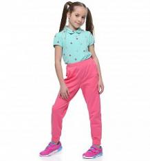 Купить спортивные брюки anta running, цвет: розовый ( id 10304474 )
