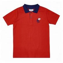Купить футболка-поло winkiki, цвет: красный ( id 10844069 )