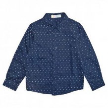 Купить рубашка me&we, цвет: синий ( id 11713240 )