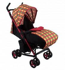Купить коляска-трость corol l-1, цвет: красный ( id 8139835 )